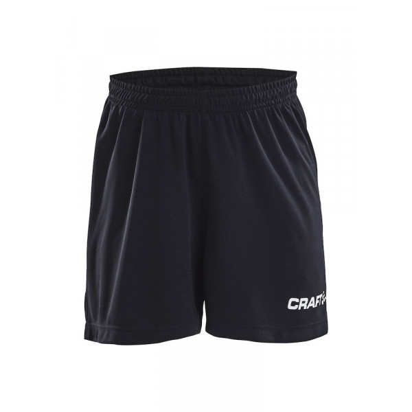 Short squad junior (zwart)