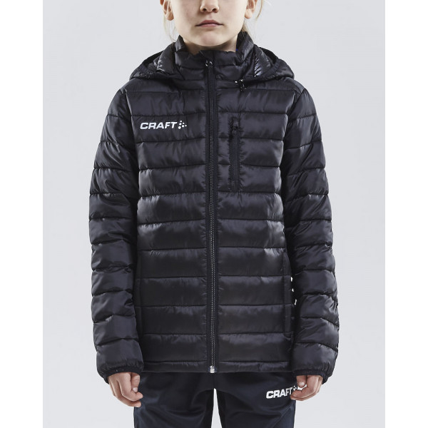 Jacket Isolate Junior zwart