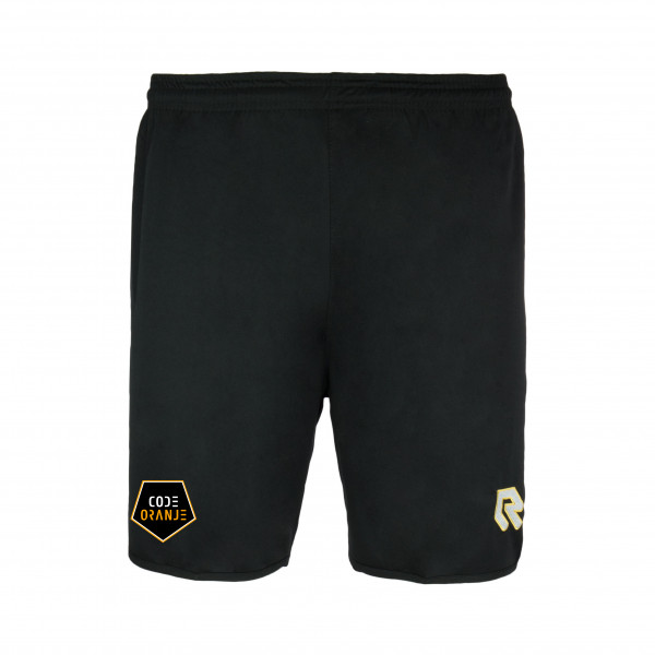 Code Oranje Backpass Short