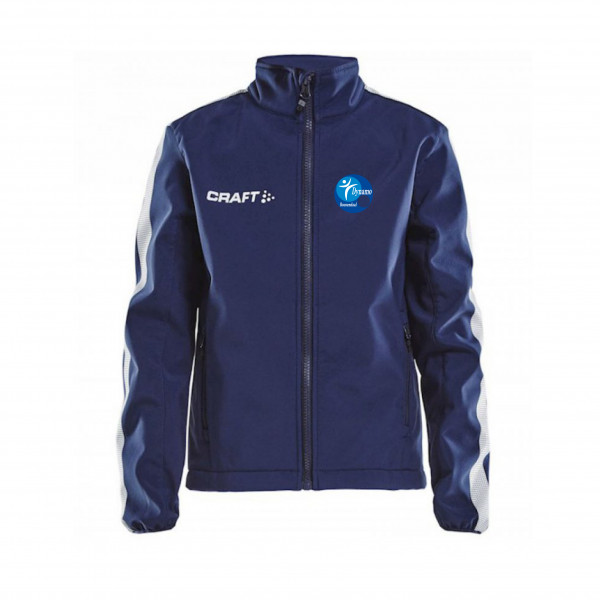 Dynamo pro controll softshell junior