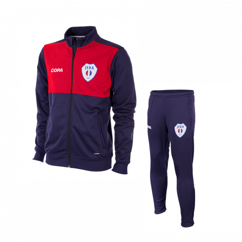 Jeka trainingjack + training pant junior