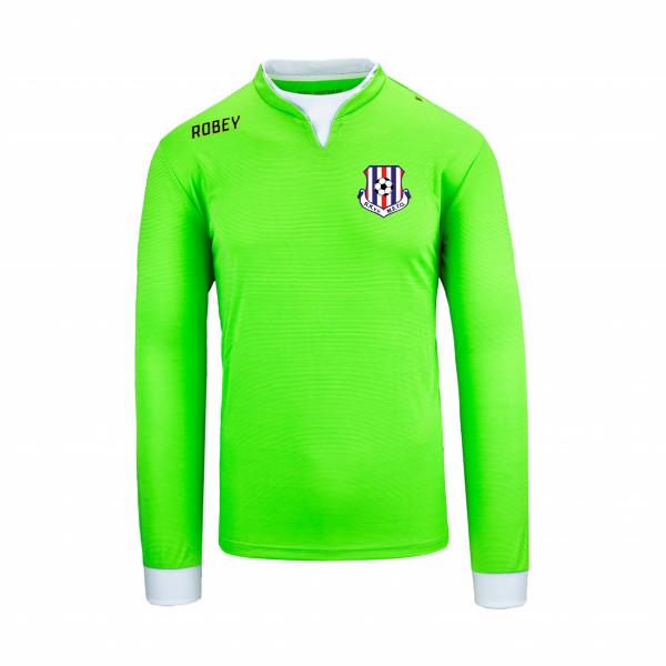 RKVV METO keepersshirt groen