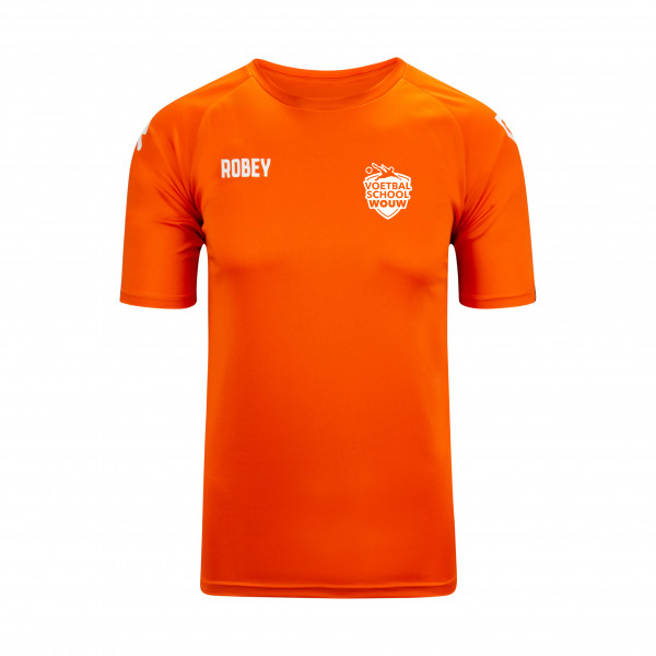 Voetbalschool Wouw trainingsshirt