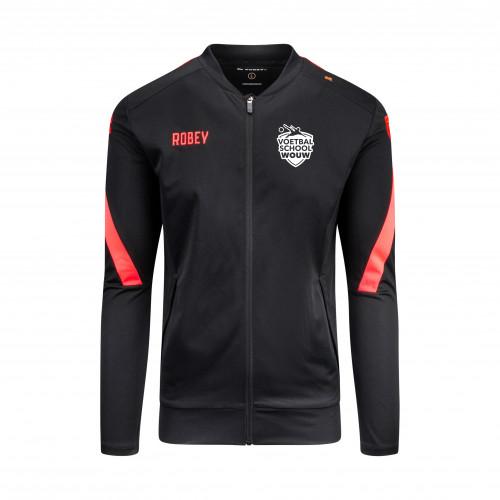Voetbalschool Wouw trainingsjack