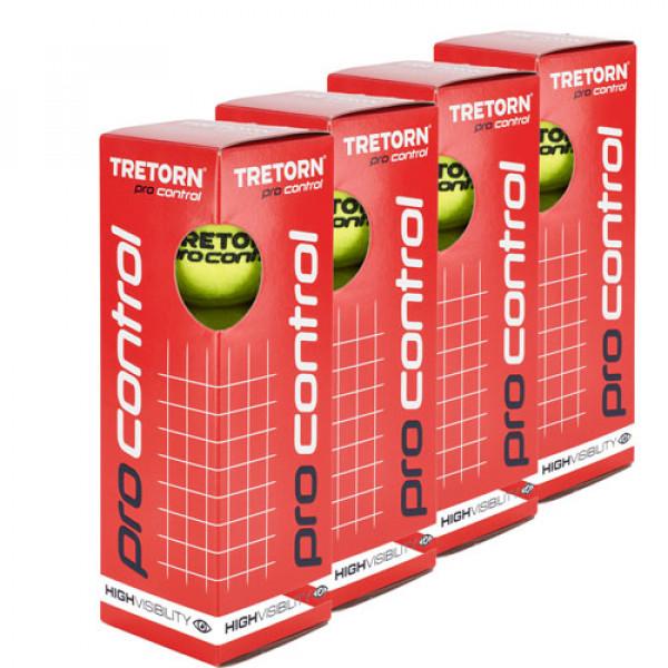 Tennis Vereniging Roosendaal tennisballen tretorn pro control 3tin